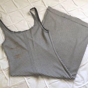 Zara tank dress
